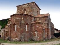 Santa María de Mave Church Foto de archivo libre de regalías