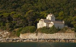 Santa María de Portonovo Fotografía de archivo