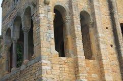 Santa María del Naranco, Oviedo ( Spain ) Royalty Free Stock Photos