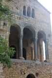 Santa María del Naranco, Oviedo ( Spain ) Royalty Free Stock Photography