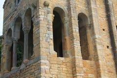 Santa María del Naranco, Oviedo ( Spain ) Royalty Free Stock Images