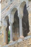 Santa María del Naranco, Oviedo ( Spain ) Stock Images