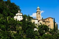 Santa María del Sasso Imagenes de archivo