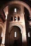 Santa María la Real de Covadonga, Cangas de Onís, Spain. Basílica de Santa María la Real de Covadonga is church located in Covadonga, Cangas de Onís Royalty Free Stock Photo