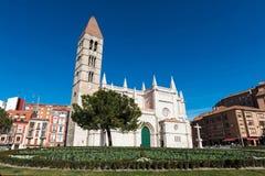 Santa María de La Antigua, Valladolid Royalty Free Stock Photography