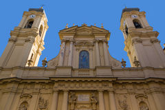 Santa Margherita Church (Basilica of Santa Margherita of Antiochia) Stock Photos