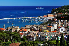 Santa Margherita Ligure Stock Photography