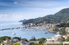 Santa Margherita Ligure Stock Image
