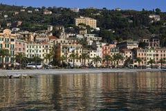 Santa Margherita Ligure Fotografia Stock Libera da Diritti