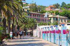 Santa Margherita Ligure, Genoa, Italy Stock Photos