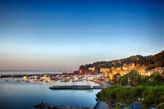 Santa Margherita Ligure, Italian Reviera Royalty Free Stock Image