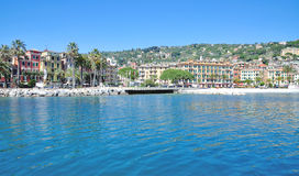 Santa Margherita Ligure,italian Riviera,Italy Royalty Free Stock Images