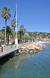 Santa-Margherita-Ligure,Italy Royalty Free Stock Images