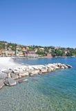 Santa Margherita Ligure,Italy Royalty Free Stock Image