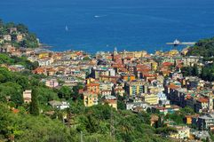 Santa Margherita Ligure Stock Photos
