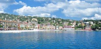 Santa Margherita Ligure Liguria, Italien Royaltyfri Bild