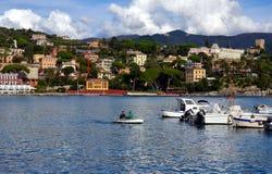 Santa Margherita Ligure, Liguria, Italy Royalty Free Stock Photography