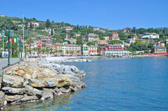 Santa Margherita Ligure,Liguria,Italy Stock Image
