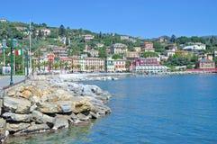Santa Margherita Ligure,Liguria,Italy Stock Image
