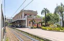 Free Santa Margherita Ligure-Portofino Train Station, Italy Stock Photo - 136744620