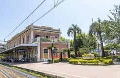 Free Santa Margherita Ligure-Portofino Train Station, Italy Stock Photos - 136744633