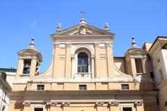 Santa Maria in Aquiro Royalty-vrije Stock Foto