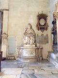 Santa Maria in Ara Coeli, Roma, Italia Interiore della chiesa Fotografia Stock Libera da Diritti