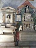 Santa Maria in Ara Coeli, Roma, Italia Interiore della chiesa Fotografia Stock