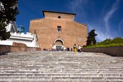Santa Maria in Aracoeli Basilica Royalty Free Stock Image