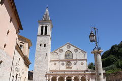Santa Maria Assunta Cathedral Stock Photography