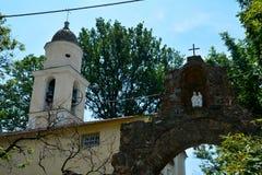 Santa Maria Assunta di Piazza lizenzfreie stockbilder