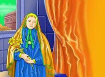 Santa Maria Bertilla Boscardin Imagen de archivo libre de regalías
