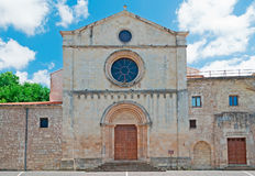 Santa Maria in Betlem Royalty Free Stock Images
