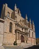 Santa Maria cathedral Royalty Free Stock Photography