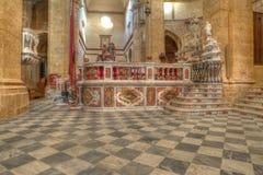 Santa Maria cathedral in Alghero, Italy Royalty Free Stock Image