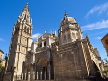 Santa Maria Catheral, Toledo Stock Photos