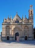 Santa Maria church, Antequera. Royalty Free Stock Images