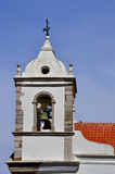 Santa Maria Church bell tower in Lagos, Portugal Stock Photography