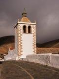 Church in Betancuria, Fuerteventura, Canary Islands Stock Photo
