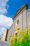 Santa Maria church in Cabras Royalty Free Stock Photos