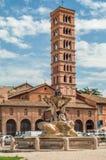 Santa Maria in Cosmedin Lizenzfreie Stockfotografie