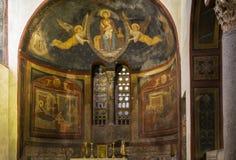 Santa Maria in Cosmedin, Rome Stock Photo