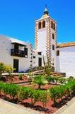 Santa Maria de Betancuria Church in Fuerteventura, Canary Island Royalty Free Stock Photography
