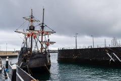 Santa Maria de Colombo - Funchal imagens de stock royalty free