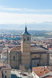 Santa Maria de Gracia Convent at Avila, Spain Royalty Free Stock Photography