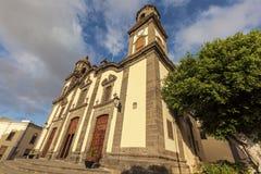 Santa Maria de Guia Church Royalty Free Stock Photography