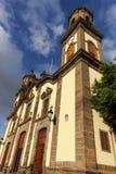 Santa Maria de Guia Church Stock Images