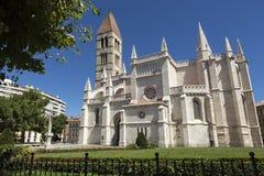 Santa Maria de la Antigua Church, Valladolid, Castilla y Leon. Spain. Stock Images