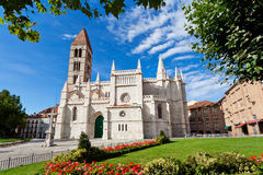 Santa Maria de la Antigua Church Royalty Free Stock Photo