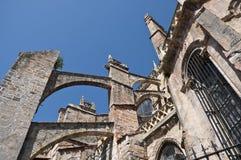 Santa Maria DE La Asuncion Church Stock Afbeelding